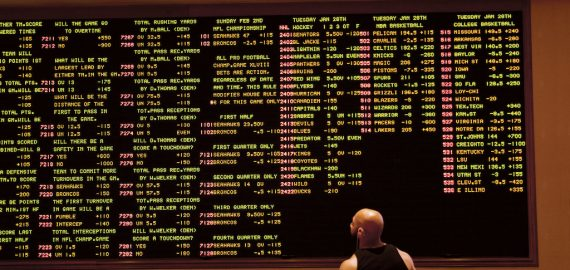 Compare Betting Lines to Increase Your Winning Percentage